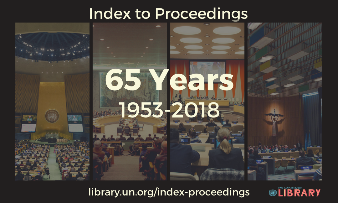 Index to Proceedings 65th Anniversary
