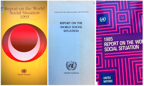 Report on the World Social Situation