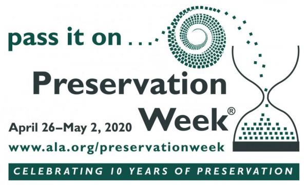Preservation Week - UN Oral History Collection