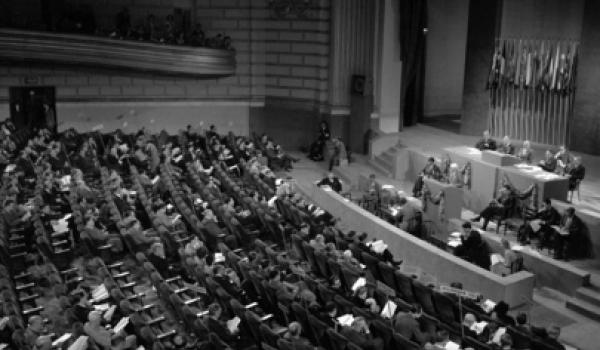 San Francisco Conference, 25 April-26 June 1945
