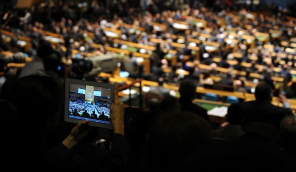 UN General Assembly 73rd session