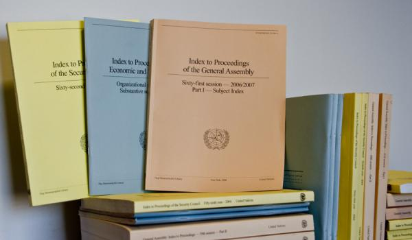 ITP publications on display