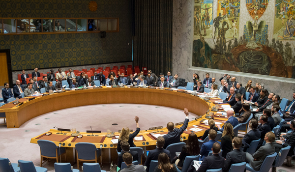 Security Council List of Vetoes