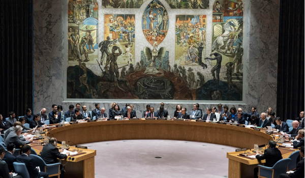 Security Council Meetings