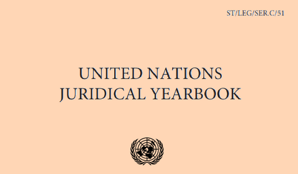 Juridical Yearbook